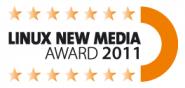 Linux New Media Award 2011