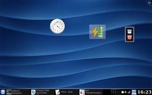kubuntu kde4 desktop